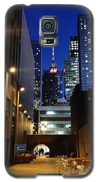 New York Night Galaxy S5 Case