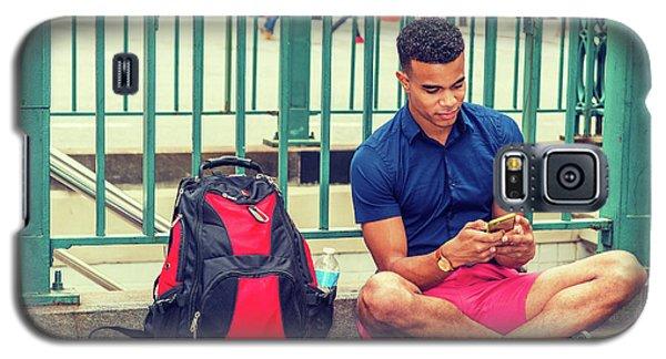 New York Subway Station Galaxy S5 Case