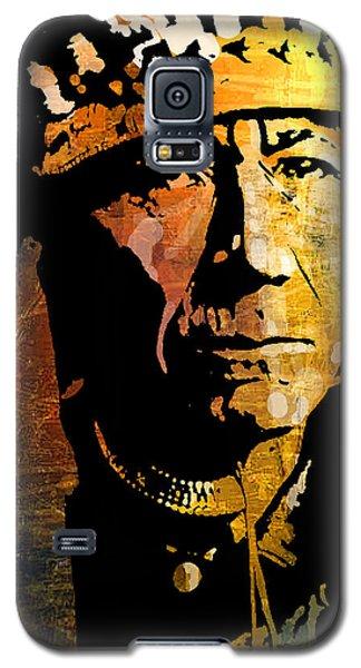 Nez Perce Chief Galaxy S5 Case