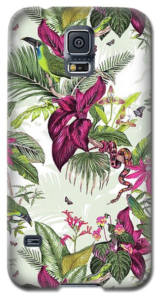 Nicaragua Galaxy S5 Case by Jacqueline Colley