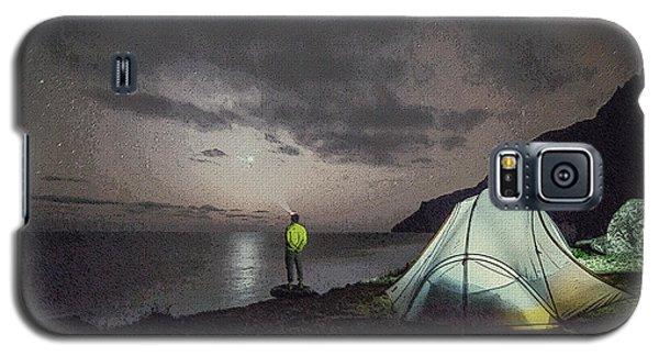 Night Gazer Galaxy S5 Case