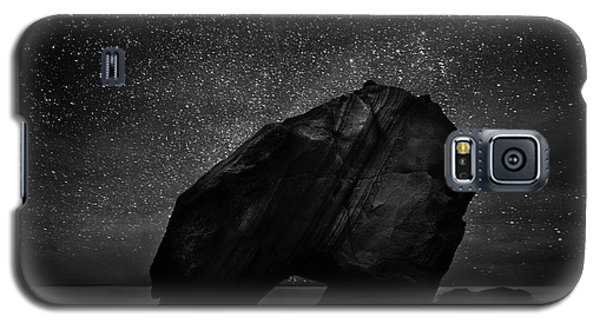 Galaxy S5 Case featuring the photograph Night Guardian by Jorge Maia