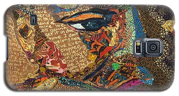 Nina Simone Fragmented- Mississippi Goddamn Galaxy S5 Case