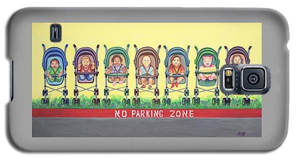 No Parking Zone Galaxy S5 Case