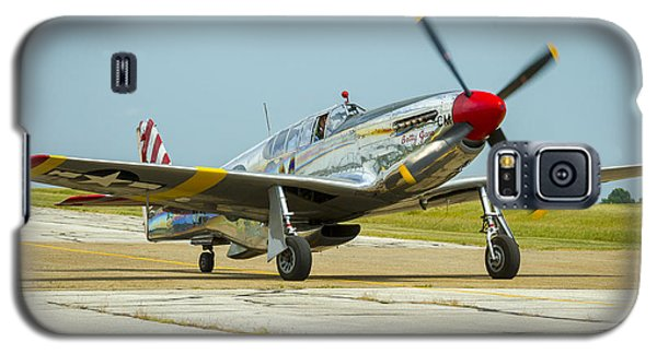 North American Tp-51c Mustang Galaxy S5 Case