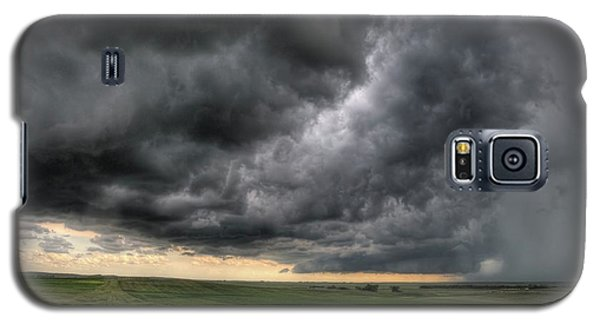 North Dakota Thunderstorm Galaxy S5 Case