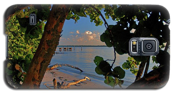 Galaxy S5 Case featuring the photograph 1- North Palm Beach by Joseph Keane