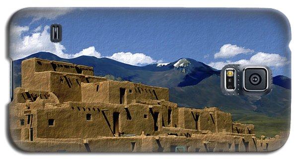 North Pueblo Taos Galaxy S5 Case