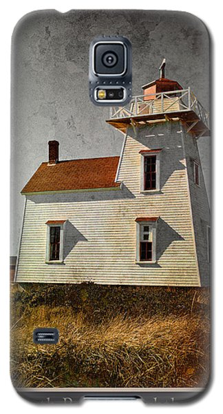 North Rustico Lighthouse Galaxy S5 Case