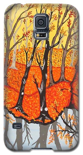 November Morning  Galaxy S5 Case by Jeffrey Koss