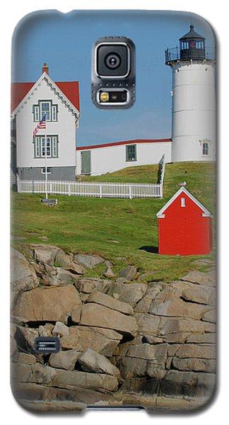 Nubble Lighthouse Galaxy S5 Case