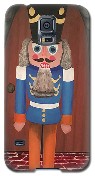 Galaxy S5 Case featuring the painting Nutcracker Sweet by Thomas Blood