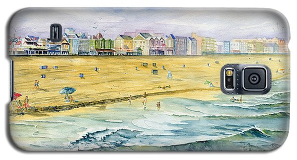 Ocean City Maryland Galaxy S5 Case by Melly Terpening