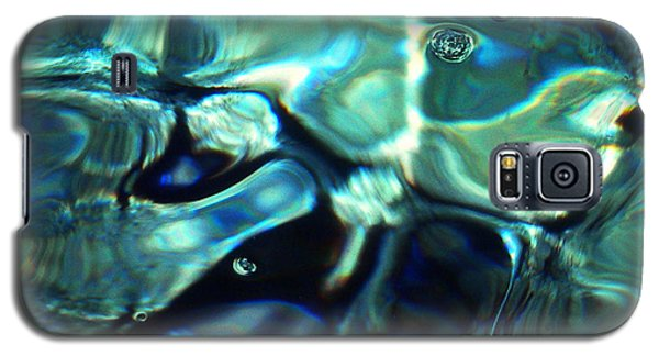 Galaxy S5 Case featuring the photograph Ocean Water by Colette V Hera  Guggenheim