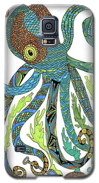 Octopus' Garden Galaxy S5 Case