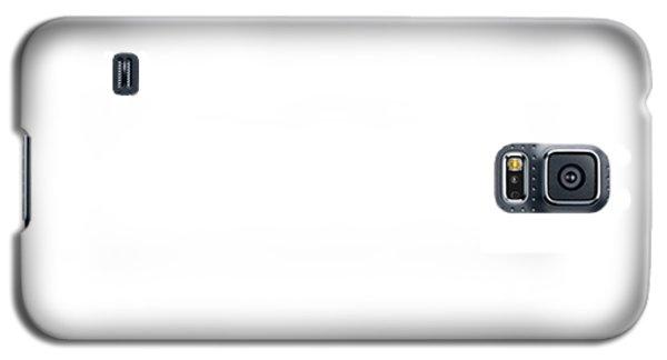 1 Off White Dot Galaxy S5 Case