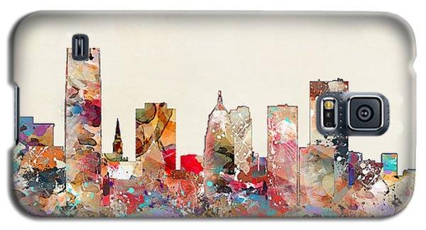 Oklahoma City Oklahoma Galaxy S5 Case by Bri B