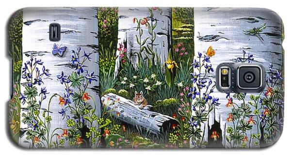 Old Aspen Grove Galaxy S5 Case by Jennifer Lake