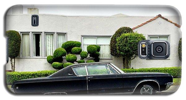 Galaxy S5 Case - Old Car by Julie Gebhardt