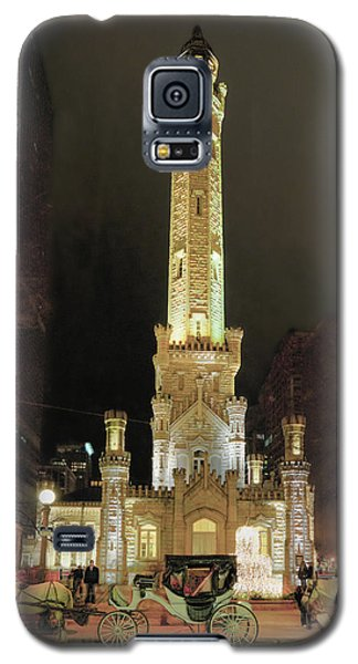 Old Chicago Water Tower Galaxy S5 Case