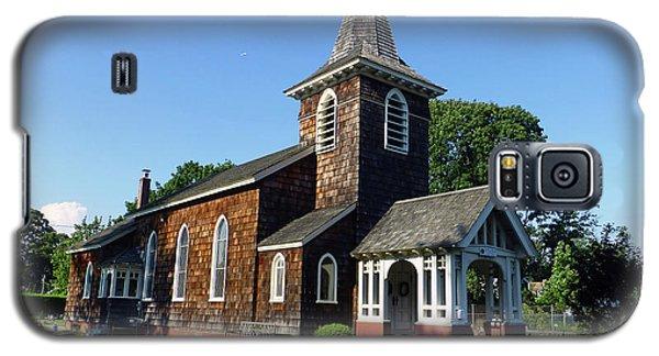 Old Grace Church Massapequa  Galaxy S5 Case