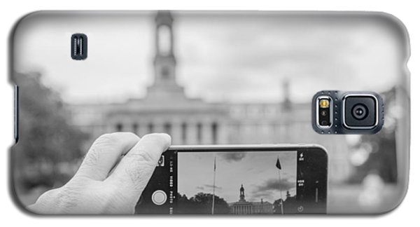 Old Main Penn State  Galaxy S5 Case by John McGraw