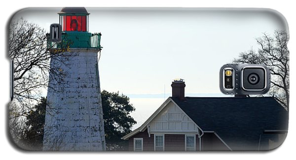 Old Point Comfort Lighthouse Galaxy S5 Case