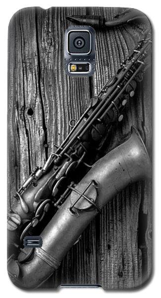 Old Sax Galaxy S5 Case by Garry Gay