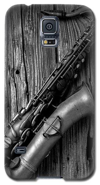 Old Sax Galaxy S5 Case