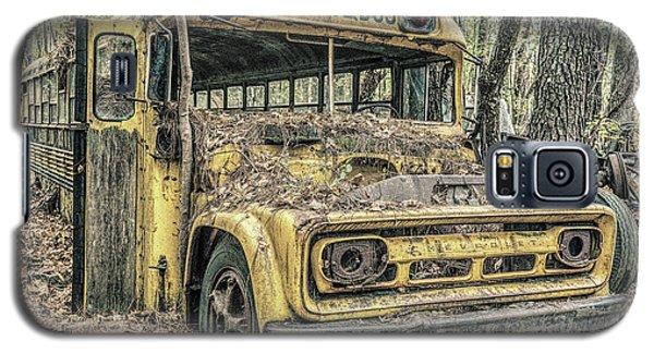 Old School Bus Galaxy S5 Case