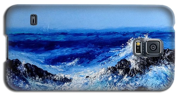 Keanae Point  Galaxy S5 Case by Fred Wilson