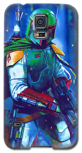 R2-d2 Galaxy S5 Case - Original Star Wars Poster by Larry Jones