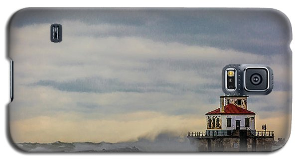Oswego Harbor West Pierhead Light Galaxy S5 Case