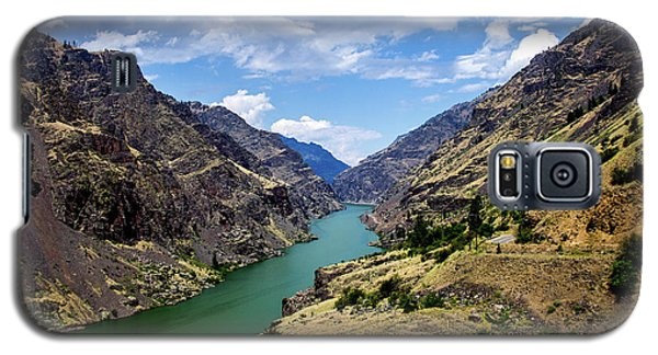 Oxbow Dam Tailwater Idaho Journey Landscape Photography By Kaylyn Franks  Galaxy S5 Case