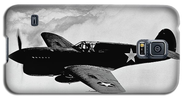 Airplane Galaxy S5 Case - P-40 Warhawk by War Is Hell Store