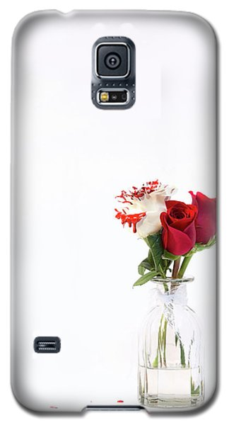 Paint The Roses Red Galaxy S5 Case