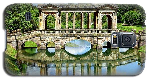 Palladian Bridge Nature Scene Galaxy S5 Case