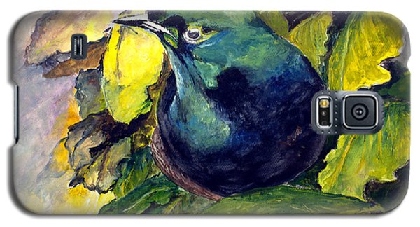 Paradise Bird Galaxy S5 Case