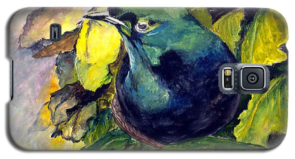 Paradise Bird Galaxy S5 Case