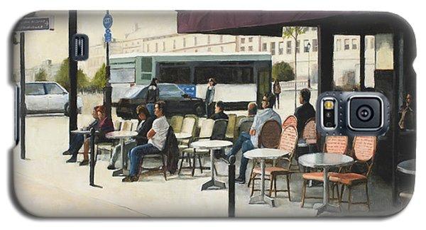 Paris Cafe Galaxy S5 Case