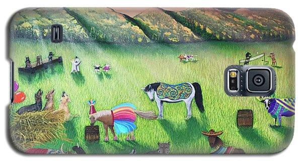 Party Animals Galaxy S5 Case