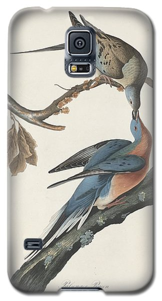 Passenger Pigeon Galaxy S5 Case by Anton Oreshkin