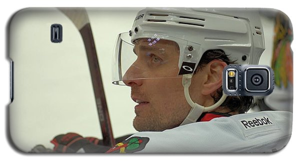 Galaxy S5 Case featuring the photograph Patrick Sharp by Melissa Goodrich