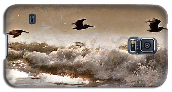 Pelican Patrol Galaxy S5 Case