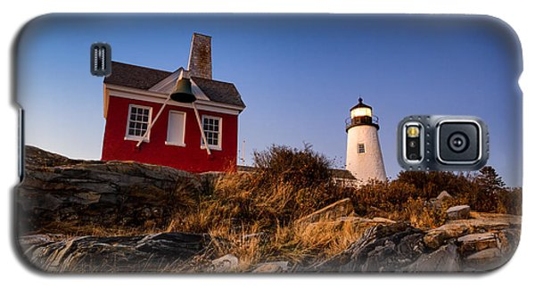 Galaxy S5 Case featuring the photograph Pemaquid Sky by Robert Clifford