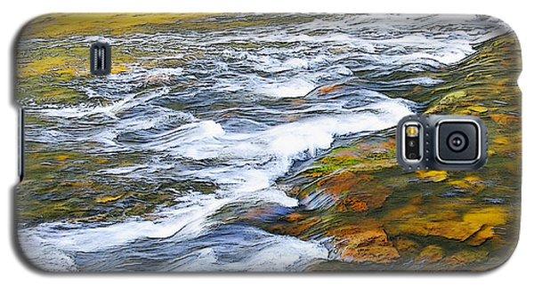 Pennsylvania Mountain Stream Galaxy S5 Case