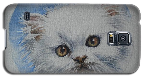 Persian Kitten Galaxy S5 Case