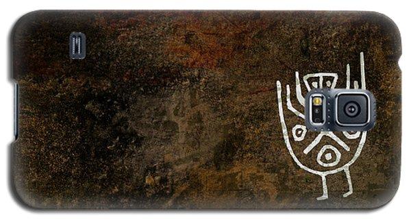 Petroglyph 3 Galaxy S5 Case