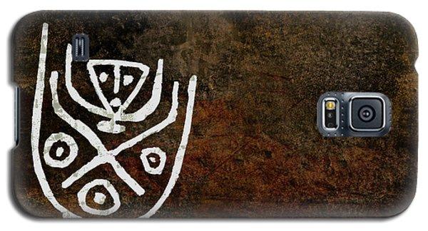 Petroglyph 4 Galaxy S5 Case