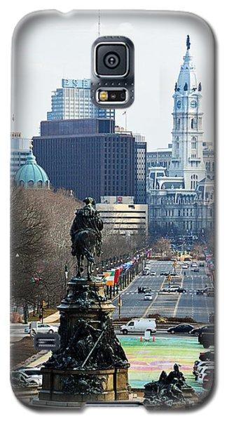 Philadelphia - The Parkway Galaxy S5 Case